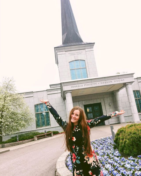 lds temples in europe