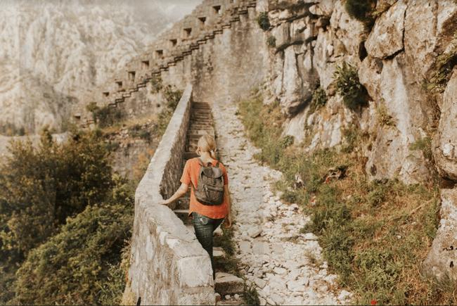 volunteer in Montenegro