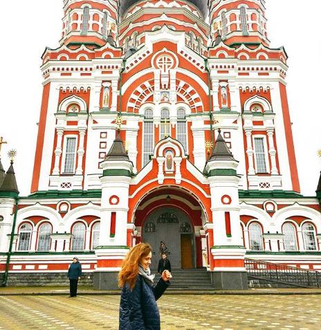 visit cathedrals in ukraine