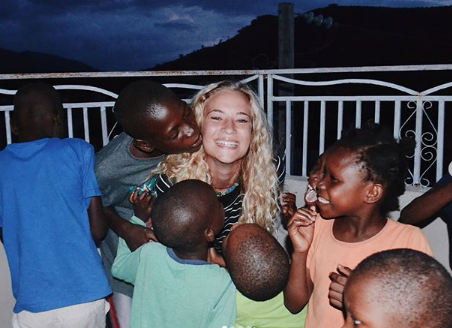 live in a Haitian Orphanage