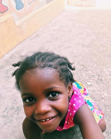 living in haiti