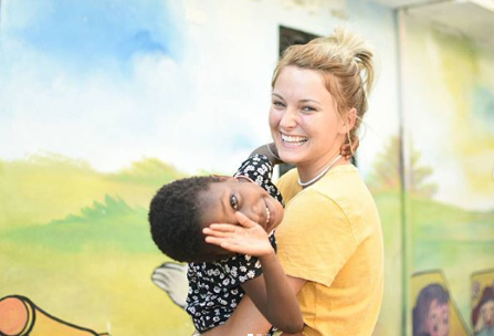 orphanage in haiti