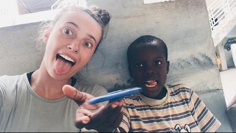 volunteering in Haiti