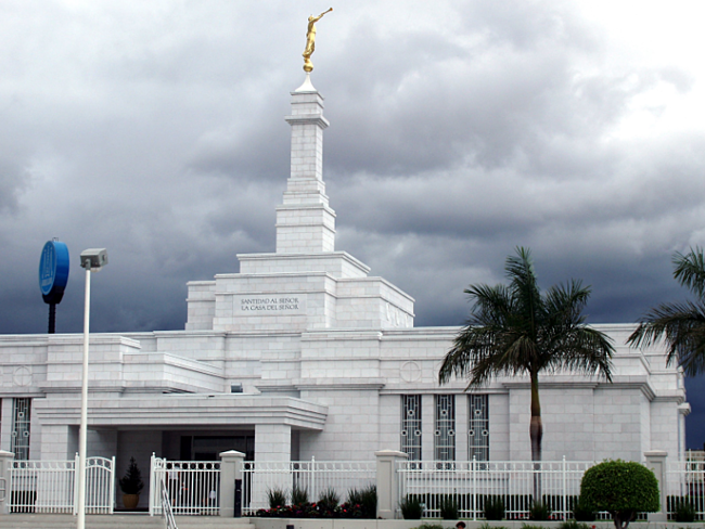 Mexico LDS temple