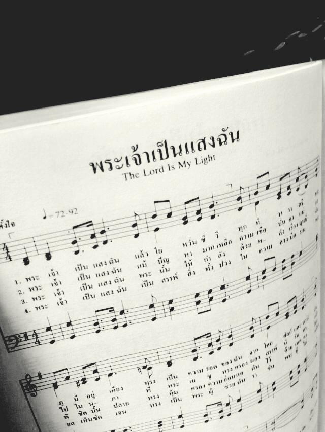 lds hymns in thailand