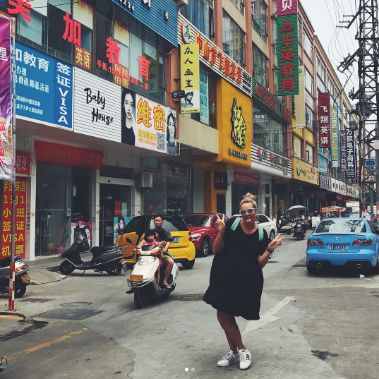 semester abroad in china