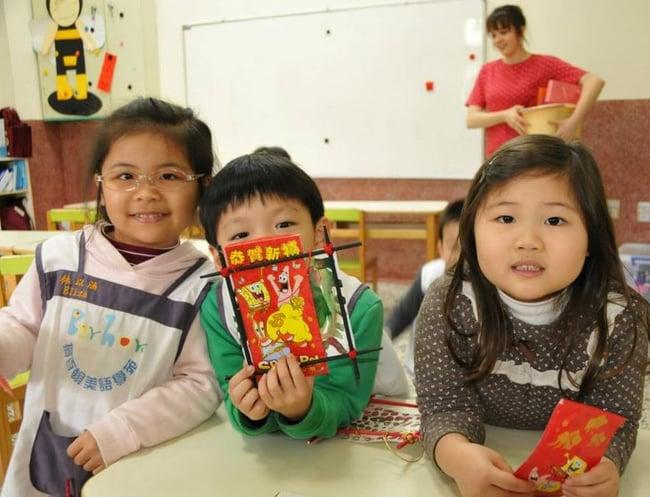teaching in Asia