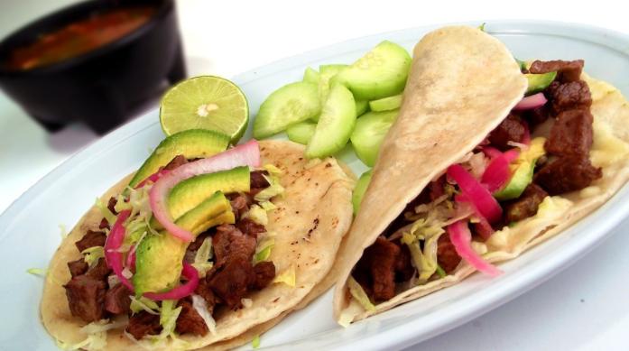 tacos in mexico