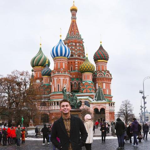 semester bucket list in Russia