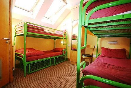 hostels in Milan