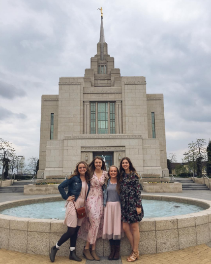 LDS service abroad - in Ukraine with ILP