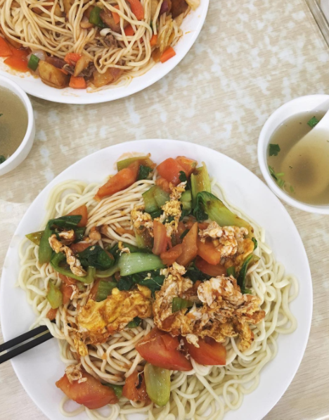 food in china