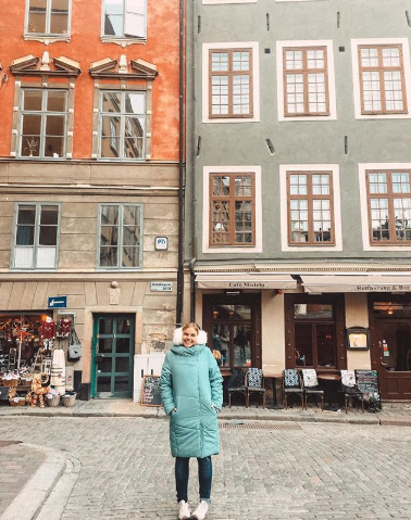 coat in Europe