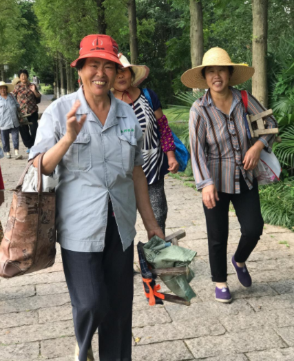 live abroad in china