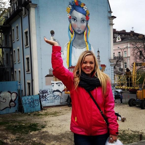 Volunteer in Ukraine with ILP