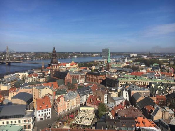Latvia with ILP