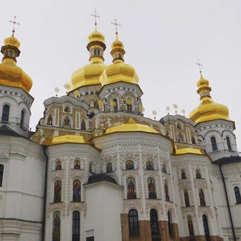 ukraine cathedrals