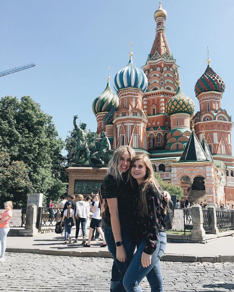 Volunteer in Russia