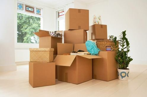 moving to a new apartment