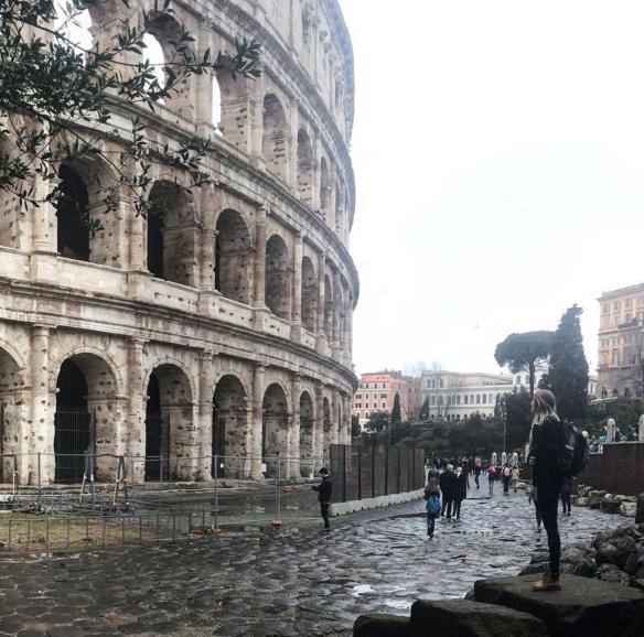 ILP Adventure - Rome