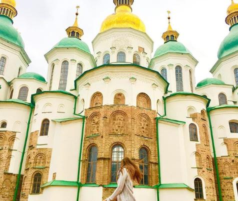 cathedrals in ukraine