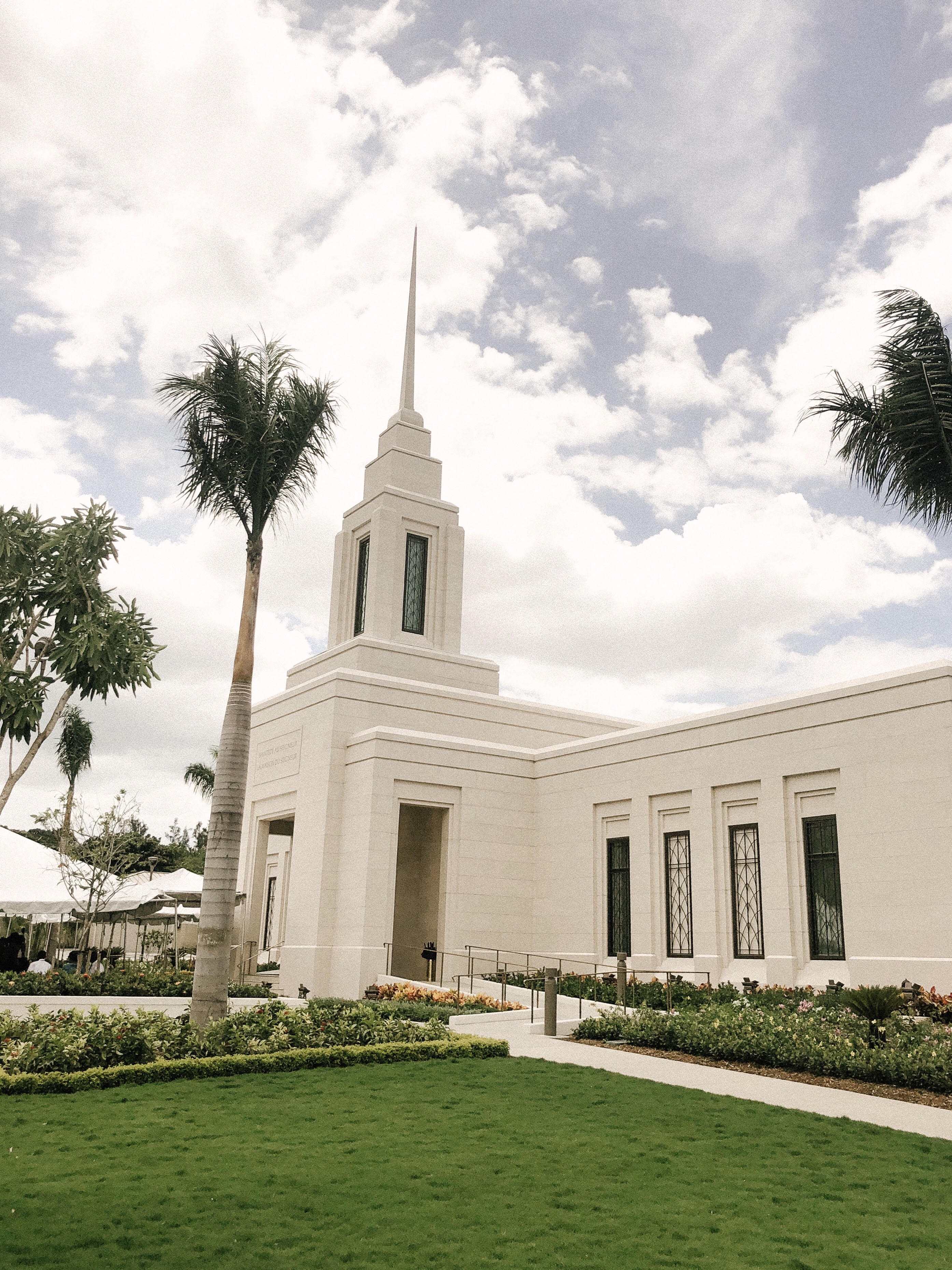 LDS Haiti Temple