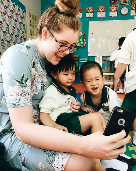 teach in thailand