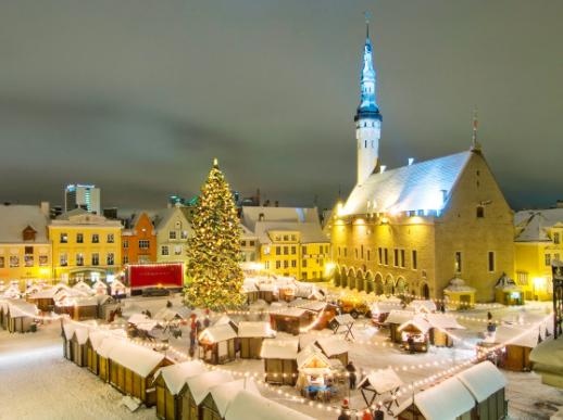 european winter