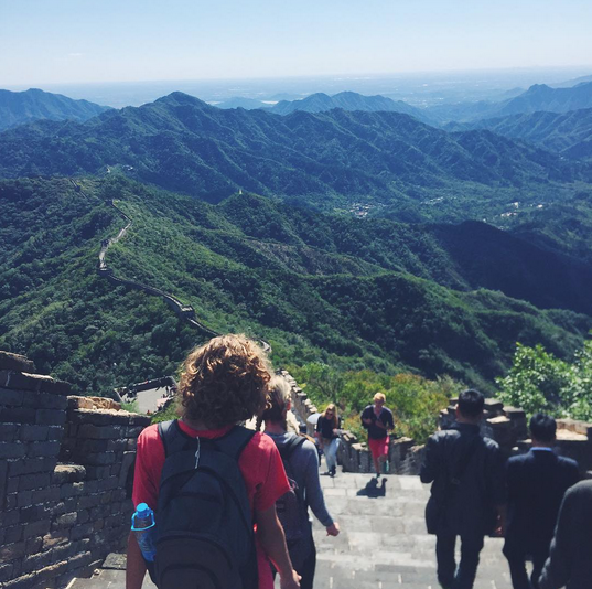 off the great wall meet parents